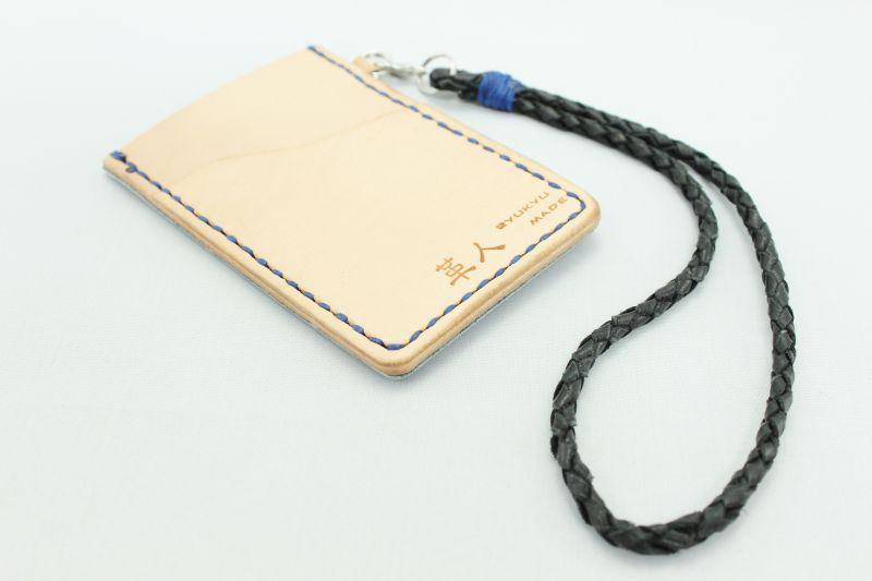 画像2: 琉球藍染ICパスケース