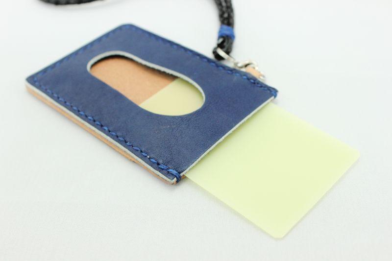 画像3: 琉球藍染ICパスケース